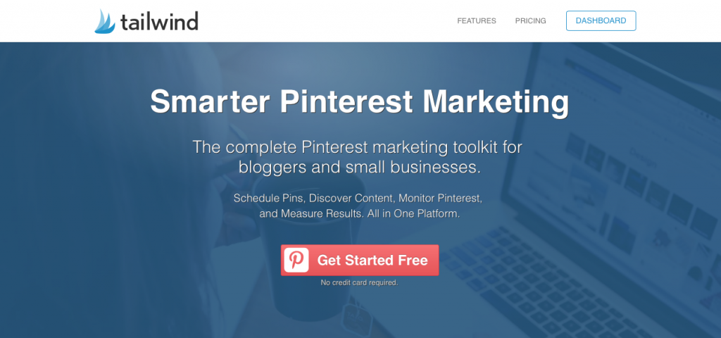 increase pinterest traffic with tailwind