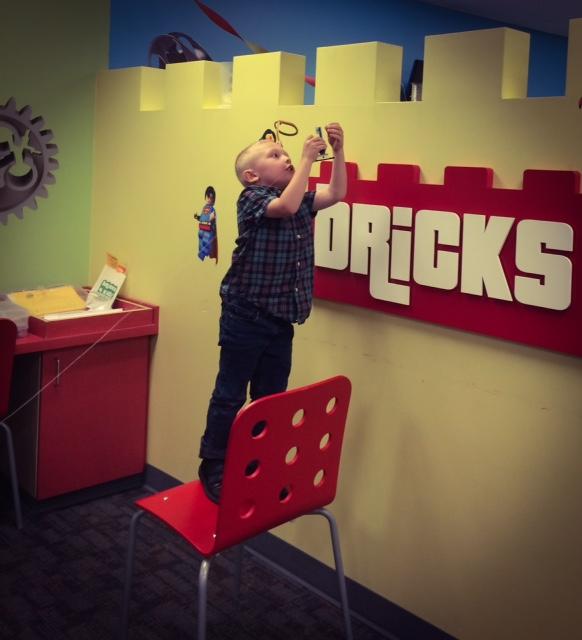 Bricks 4 Kidz Calgary Birthday Party Review