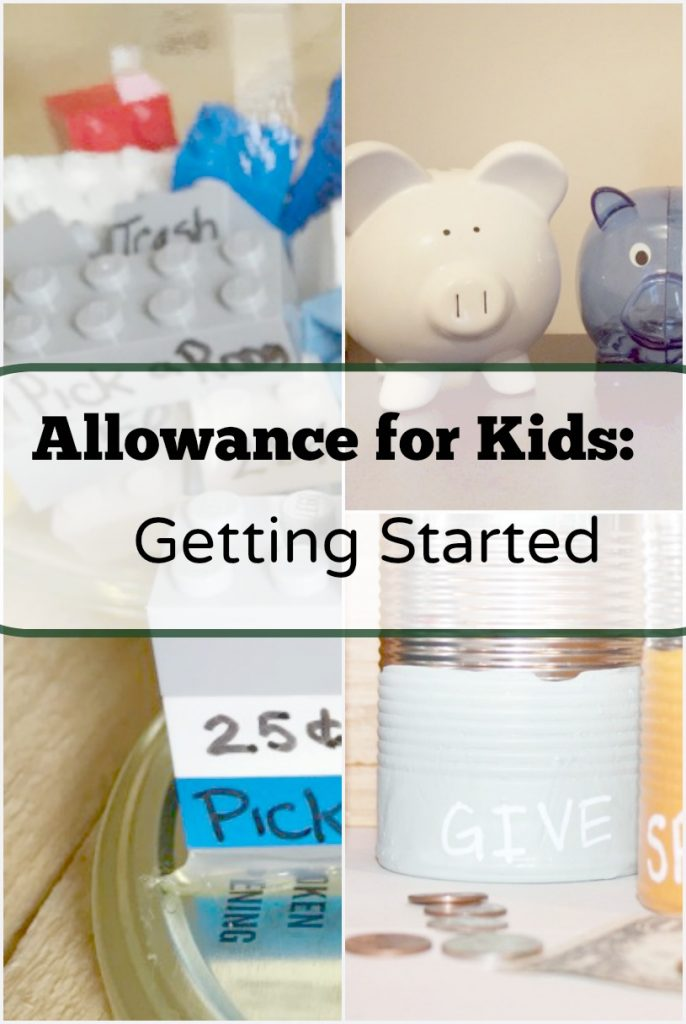 Getting Started with Allowance for your Kids