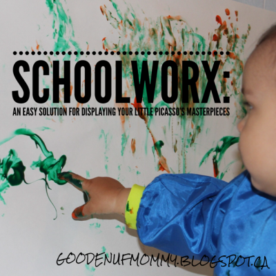 School Worx: For your little Picasso's Works of Art