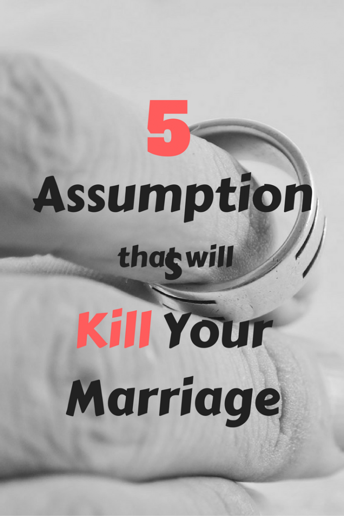 When marriage is difficult