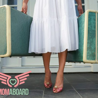 Family Vacations Just Got Easier with Mom Aboard