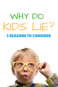 It's hard to understand exactly why kids lie. But what if you knew that lying was actually a sign of intelligence? Read on to find out more.
